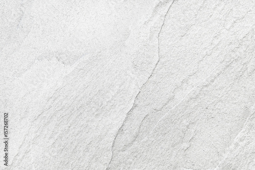 Foto auf AluDibond Steine Pattern of Modern white wall surface and Texture. white wall,stone texture for background