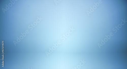 Fotografie, Obraz  blur abstract soft  blue background