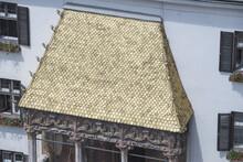 """""""Goldenes Dachl"""" In Innsbruck, Tirol,  Österreich"""