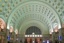 Union Station Ceiling Arches