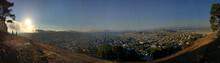 San Francisco Fog Creeping Ove...