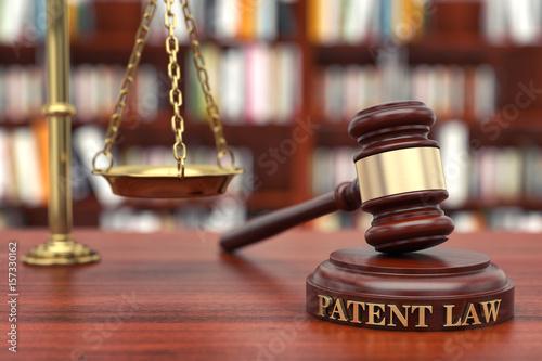 Fotografie, Obraz Patent law
