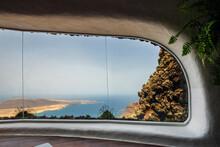 Interior Of The Mirador Del Rio, Lanzarote, Spain