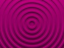 Pink Vibrant Glamour Background For Web Design, Wallpaper, Modern Design, Commercial Banner And Mobile Application. 3D Illustration.