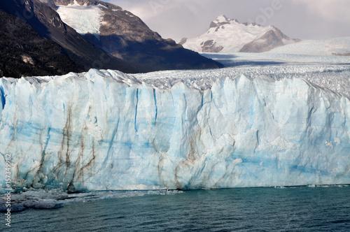 Spoed Foto op Canvas Gletsjers Perito Moreno glacier, Patagonia