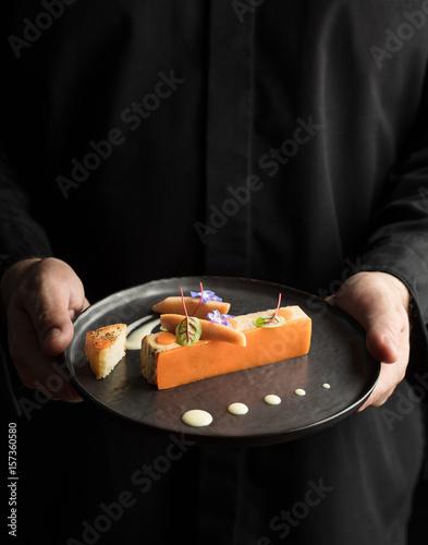 Fotografie, Obraz  Cuisine gastronomique.