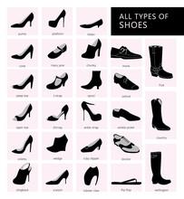 Types Of Footwea
