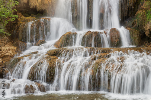 Waterfall Cascades in the Slovak Republic © Josef Krcil