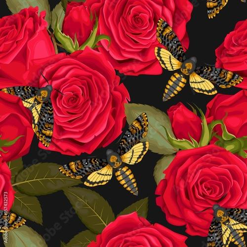 beautiful-roses-seamless