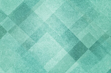 Pretty Abstract Pastel Mint Gr...