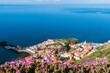 Camara de Lobos, kleines Fischerdorf bei Funchal auf Madeira