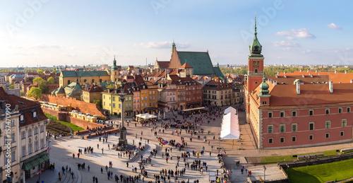 Panoramic view of Warsaw © Sergii Figurnyi