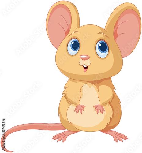 In de dag Sprookjeswereld Cute Mice