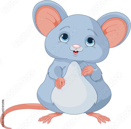 Poster Magie Cute Mice