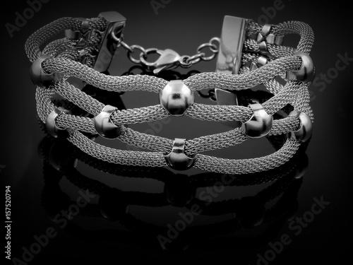 Photo Ladies Bracelet - Stainless Steel