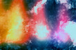 Abstract watercolor colorful light background. Colorful texture. Oil painting style.