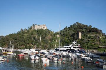 Fototapeta na wymiar Portofino