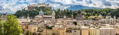 Fotografía Stadt Salzburg Panorama