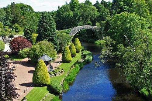 Fényképezés Brig o Doon  -  Alloway -  Scotland