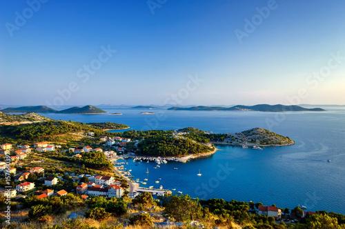 Fotografie, Obraz  Amazing Kornati islands of Croatia