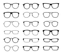 Monochrome Glasses For Sight W...