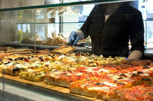 Fototapeta  Street food