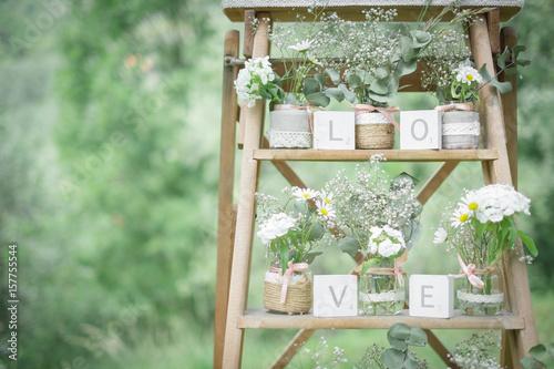 Valokuva  Décoration de mariage