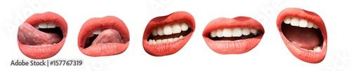 Photo Lips and tongue sexy