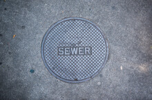 Sewer Sidewalk Cover