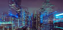 Zoom Burst City