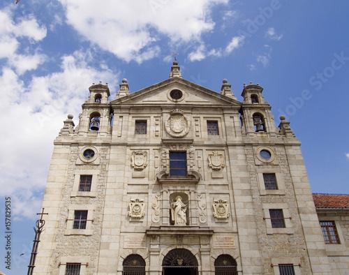 Fotografie, Obraz  Convent of Santa Teresa in Avila - Spain