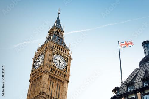 Fotografia  The Big Ben - Londyn