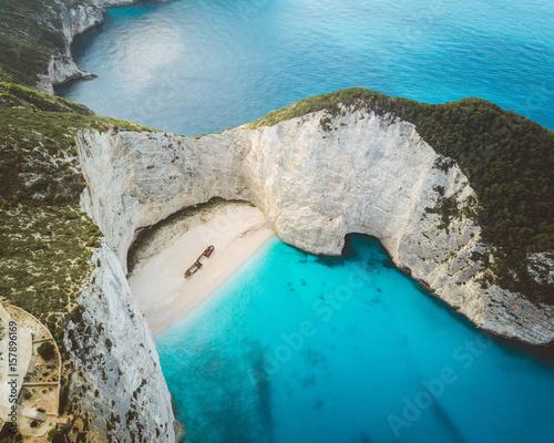 Shipwreck Beach, Greece