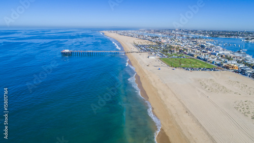 Newport Beach, Orange County, CaliforniA Wallpaper Mural