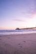 Newport Beach Sunset, Orange County, Southern California