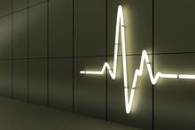 Fluorescent Tube As A Cardiogr...