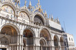 An old italian city cathedral