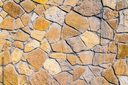 In de dag Stenen Facing stone as a background