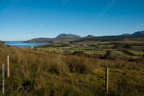 Canvas Print isle of arran