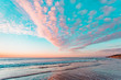 Pastel Sunset Colors