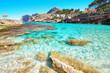 Mallorca, Cala San Vicente, Meer