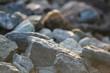 Rocks at sunshine