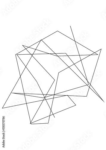chaotyczne-losowe-nieregularne-kanciaste-linie-abstrakcjonistyczny-geometryczny-wzor-sztuki-wspolczesnej