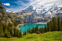 Amazing Tourquise Oeschinnense...