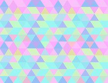 Holographic Seamless Pattern B...