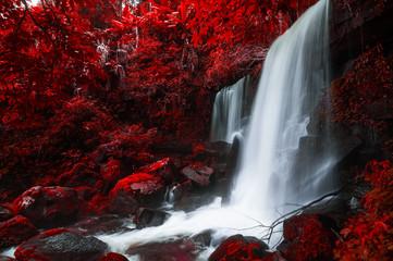 Fototapeta Nowoczesny Romklao Paradon Waterfall.