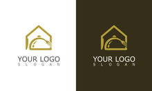 Restaurant Steak Logo