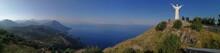 Maratea - Panoramica Dal Monte Di San Biagio