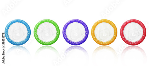 Fotomural Kondome