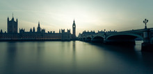 Westminster Parliament Seen Fr...